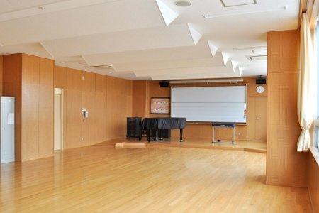 開成南小学校 音楽室