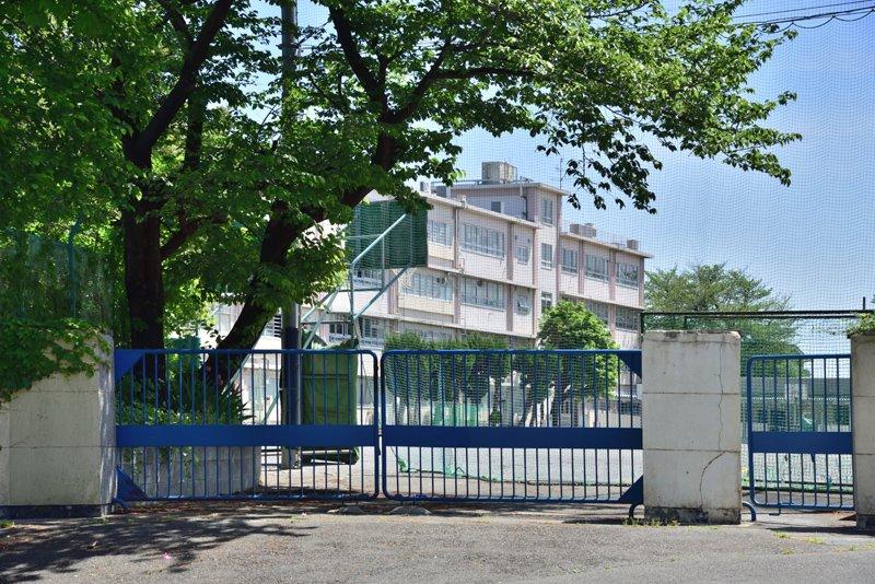 川崎市立西生田中学校