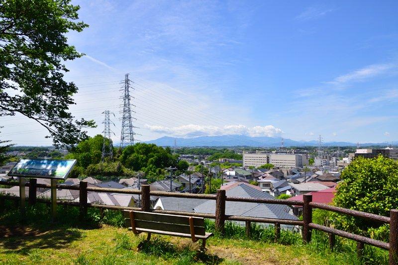 「弘法松公園」
