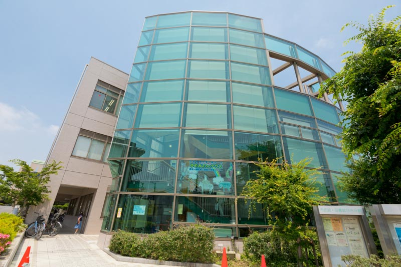 川崎市幸区日吉合同庁舎
