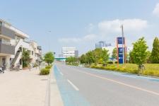 近年の再開発で、<br />さらに暮らしやすい街へ