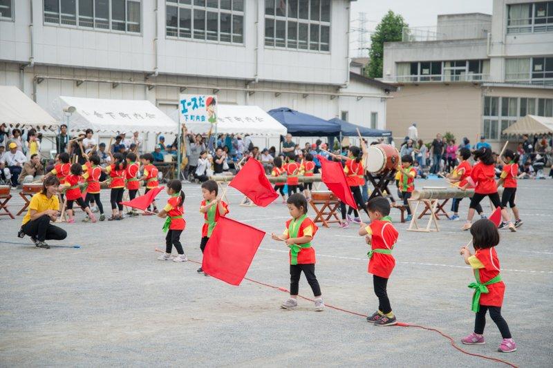 1,000人以上が集まる町内会の運動会
