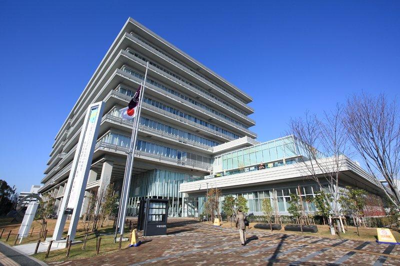「平塚市役所」