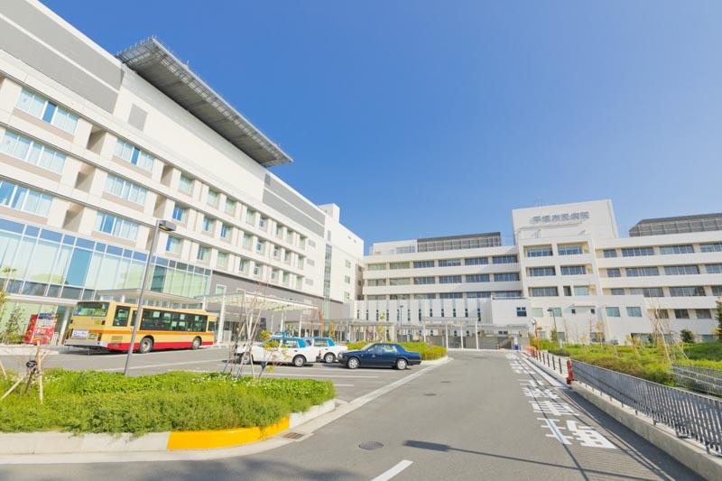 「平塚市民病院」