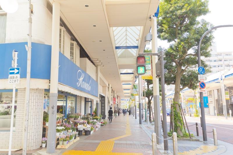 湘南スターモール商店街