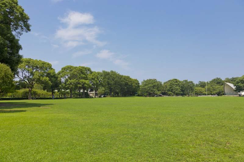 「平塚市総合公園」