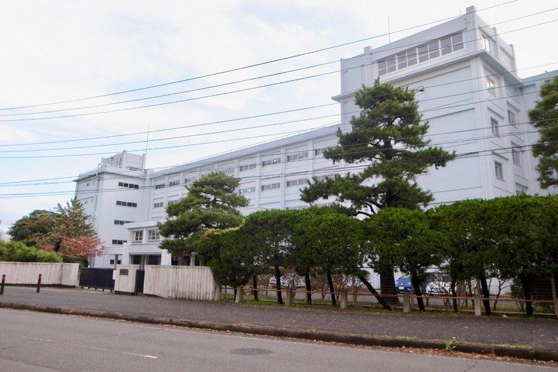 「神奈川県立柏陽高等学校」