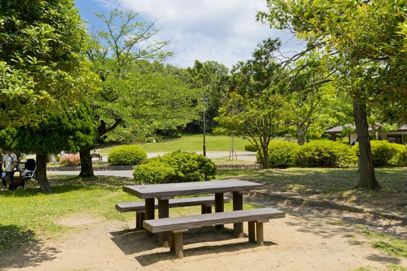 自然豊かな「久良岐公園」
