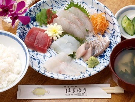 地魚料理 佐島はまゆう