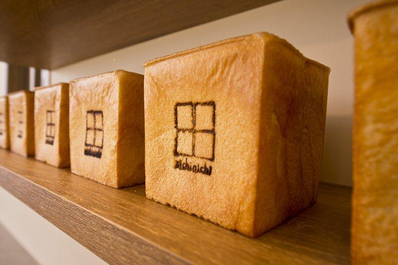 看板商品の「nichinichi食パン」
